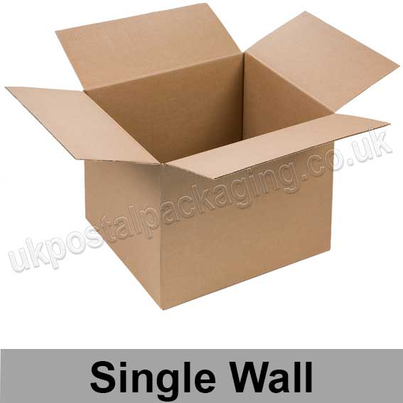 Small Single Wall Cartons