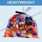 Heavyweight Open Top Polythene Bags