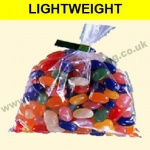 Lightweight Open Top Polythene Bags