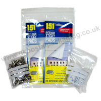 Grip Seal Bags - Write on Panels