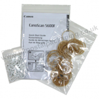 Grip Seal Bags - Plain