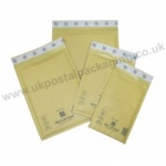 Mail Lite, Gold Padded Bags