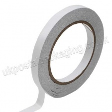 Double Sided Clear Tape, 12mm x 33m