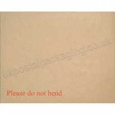 Board Backed Envelopes, Manilla, 267 x 216mm - Box of 125