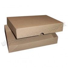 A4 Brown Ream Boxes