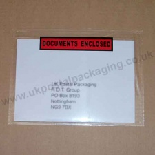 Document Enclosed Envelopes C5 - Printed - 1,000 pack
