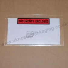 Document Enclosed Envelopes DL - Printed - 1,000 pack