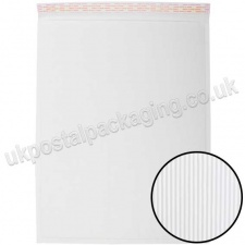 EzePack, White Corrugated Padded Bags, Internal Size 470 x 350mm (K/7)
