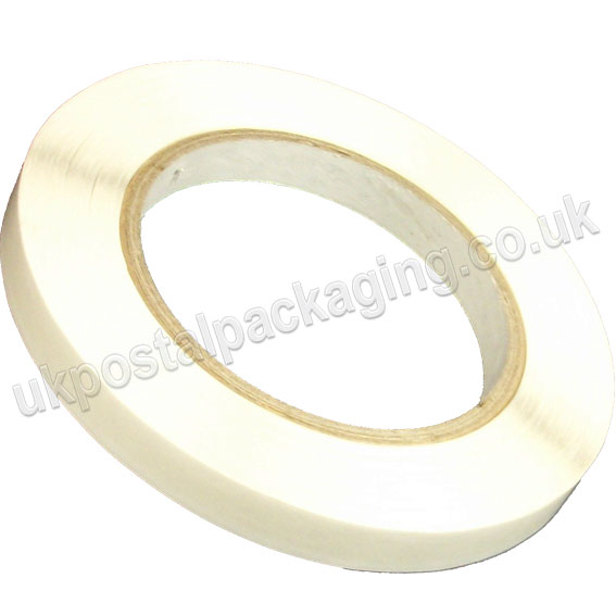 2 x 50m rolls of 12mm double sided tape finger lift double sided adhesive tape