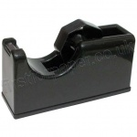 Heavy Duty Office Tape Dispenser, Desk/Bench Top, 25/75mm Dual Core