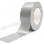 Gaffer/Duct Cloth Tape, 48mm x 50m ~ Silver