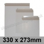 All Board Envelopes, 330 x 273mm - Box of 100