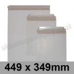 All Board Envelopes, 449 x 349mm - Box of 100