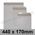 All Board Envelopes, 440 x 170mm - Box of 100