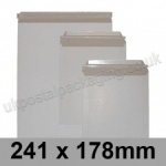All Board Envelopes, 241 x 178mm - Box of 200
