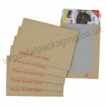Board Backed Envelopes, Manilla, C5 - Box of 125