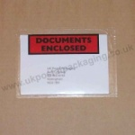 Document Enclosed Envelopes C6 - Printed - 1,000 pack