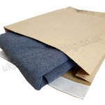 EzePack, Paper Mailing Bags, 300 x 80 x 430mm, Peel & Seal Flaps - Pack of 20