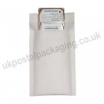 EzePack, White Bubble Lined Padded Bags, Size A/000