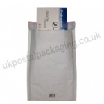 EzePack, White Bubble Lined Padded Bags, Size F/3