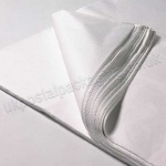 White Cap MG Tissue Paper, 450 x 700mm, 18gsm - Pack of 480 sheets